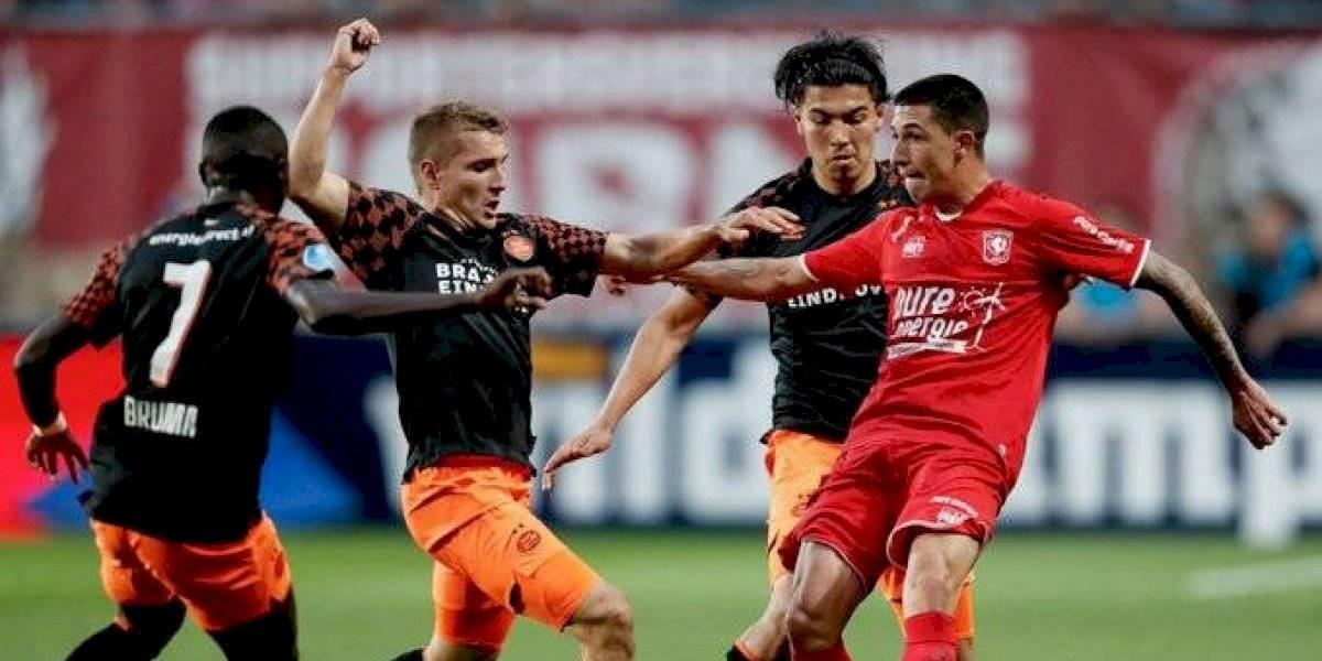 Guti y el PSV inician la Eredivisie con un empate