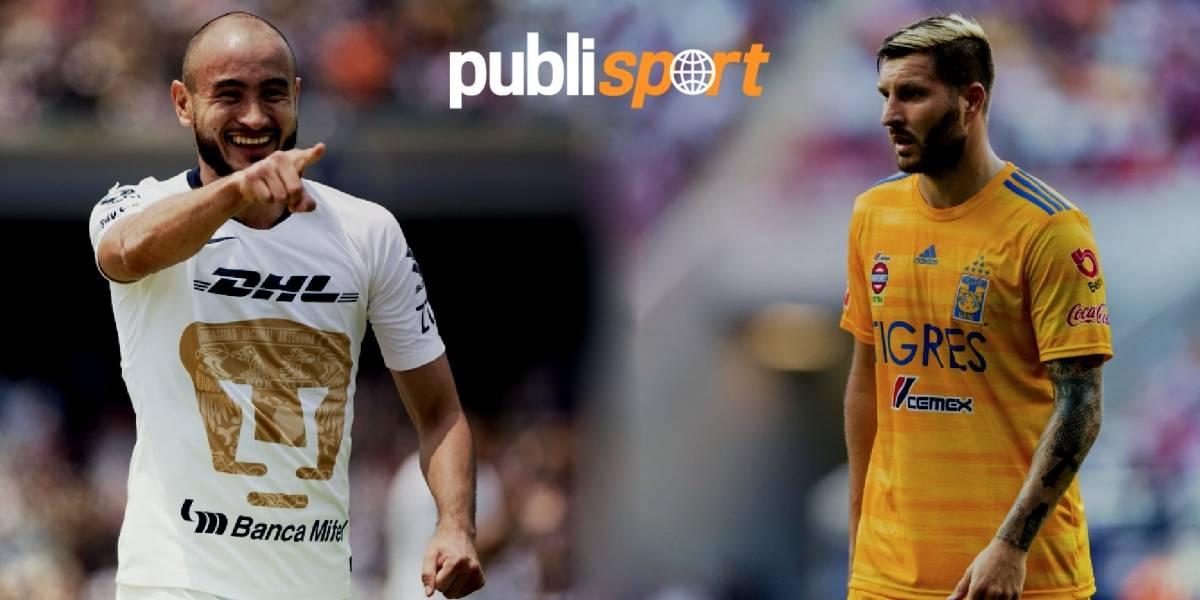Pumas vs. Tigres, ¿dónde y a qué hora ver el partido?