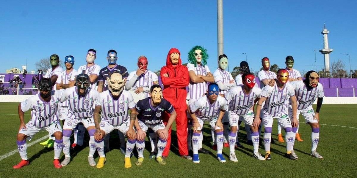 FOTOS: ¡El club argentino que se está robando las redes sociales y que emula al mítico Toros Neza!