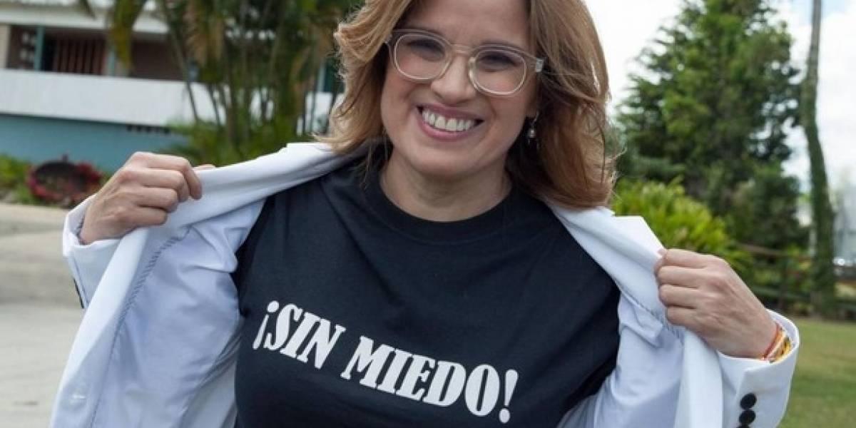 Intenso careo entre Carmen Yulín Cruz y Ferdinand Pérez