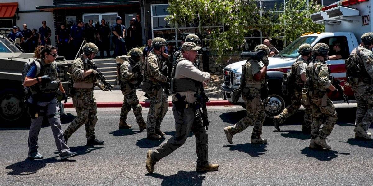 VIDEO. Aterrador tiroteo en centro comercial de Texas deja 20 muertos y 26 heridos