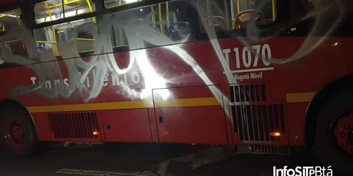 """Piden suspender el servicio de TransMilenio el próximo 21 de noviembre """"para protegerlo"""""""