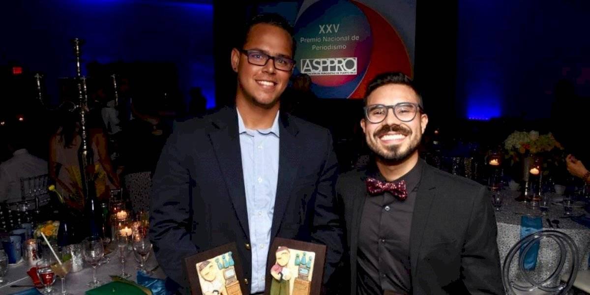 Metro se alza con galardones del Premio Nacional de Periodismo