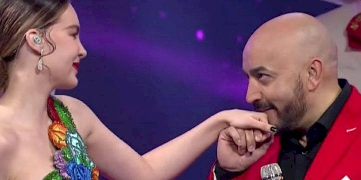 Lupillo Rivera se tatúa la cara de Belinda
