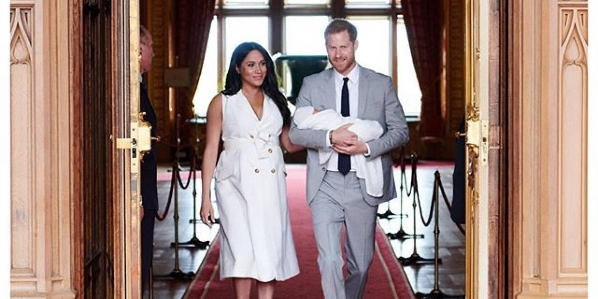 El mensaje del Príncipe Harry a su esposa Meghan Markle por su cumpleaños 38