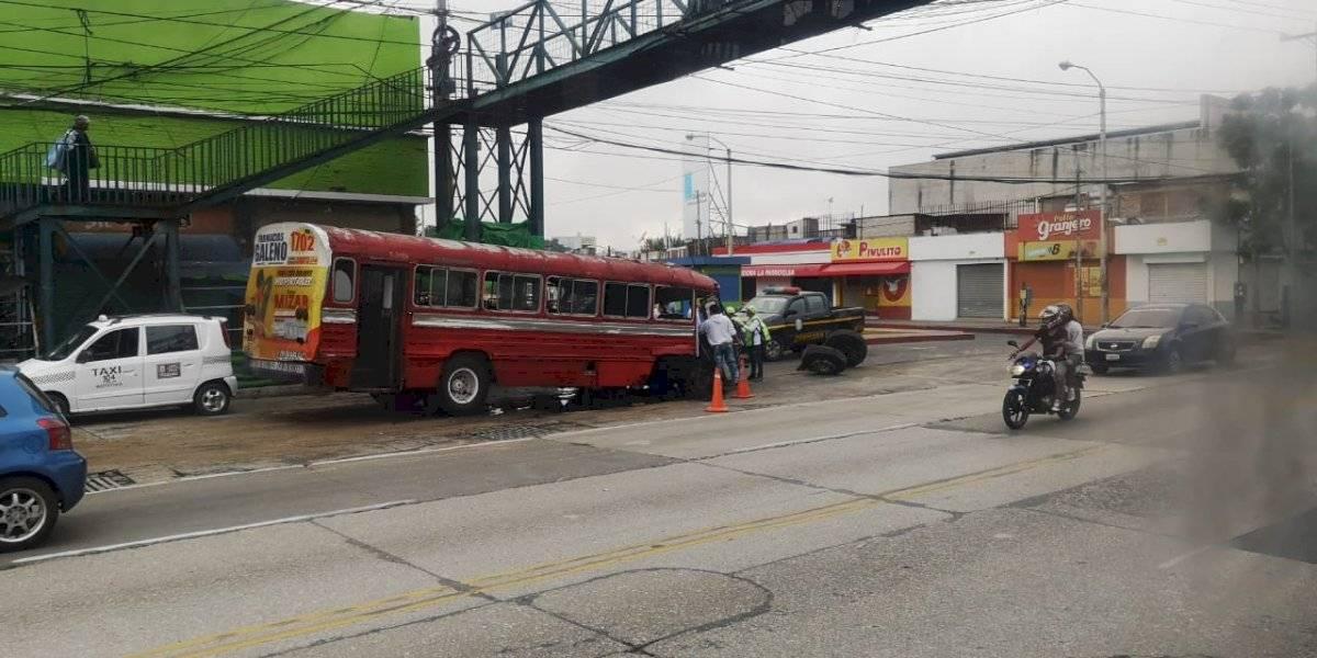 El accidente de bus ocurrió el domingo 4 de agosto.