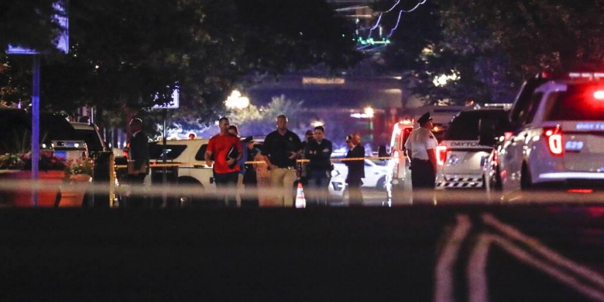 Tiroteo en Dayton, Ohio, deja al menos 10 muertos y 16 heridos