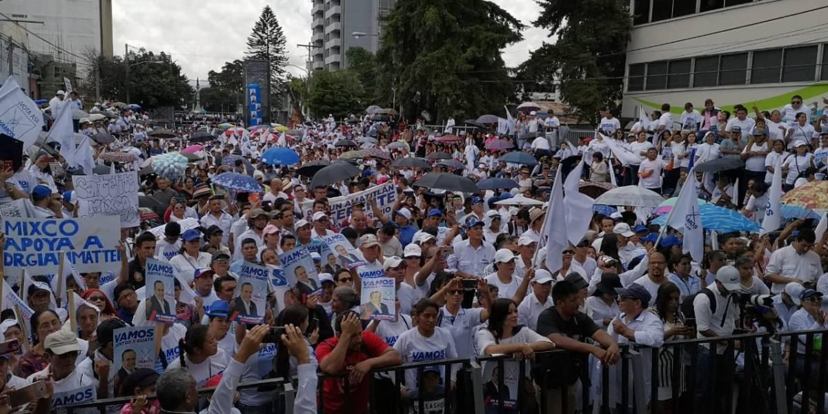 Toma nota: Estas calles y avenidas están cerradas poractividades en la Ciudad de Guatemala