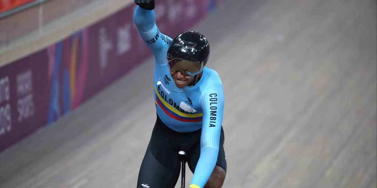 ¡Otro oro para Colombia! El ciclismo también nos entrega alegrías en los Panamericanos