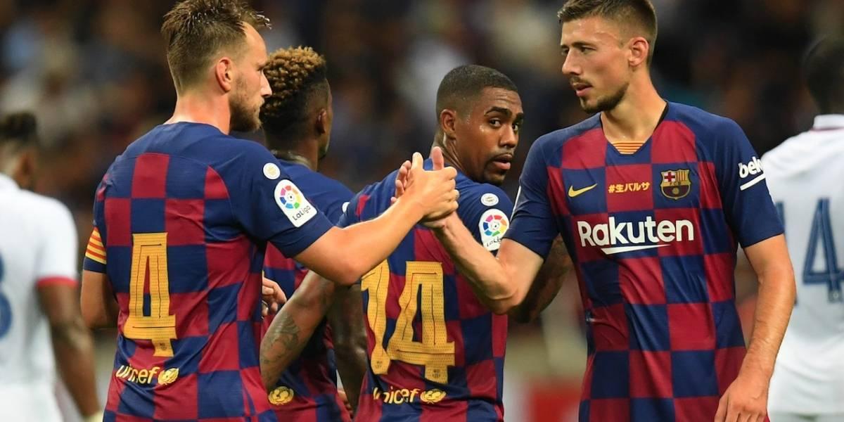 Barcelona vs. Arsenal: Partidazo en busca del Trofeo Joan Gamper