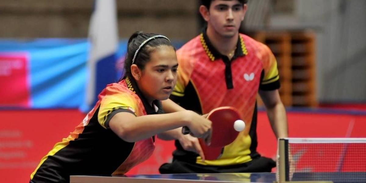 Primera victoria boricua en tenis de mesa en los Panamericanos