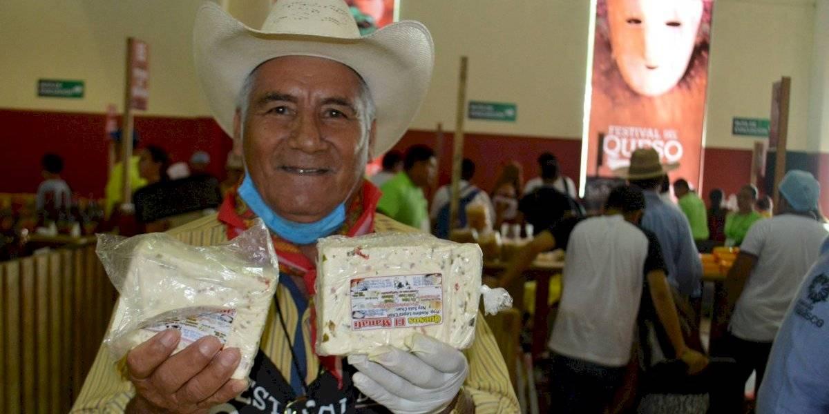 Tabasco consagra la tradición quesera de México