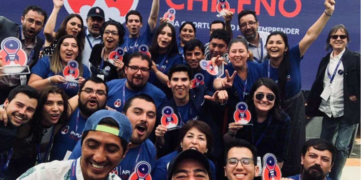 Concurso de Impulso Chileno entregará $360 millones a sesenta proyectos de emprendedores de todo el país
