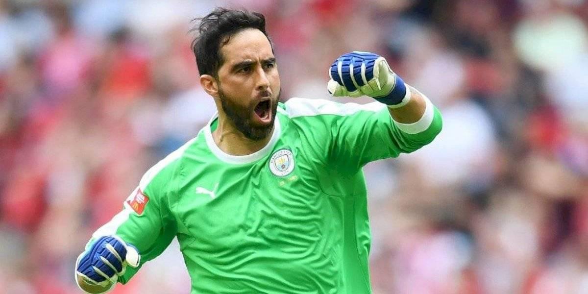 Retorno en gloria y majestad: Bravo fue figura en la conquista de la Community Shield del City ante el Liverpool