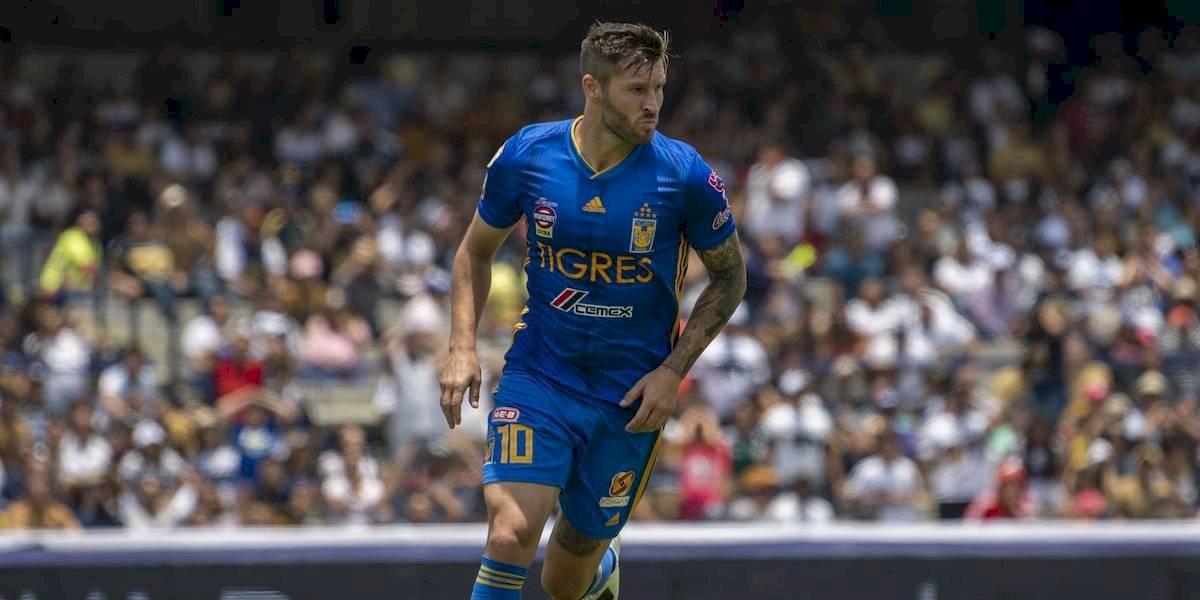VIDEO: Las declaraciones de Gignac tras convertirse en el máximo goleador de Tigres
