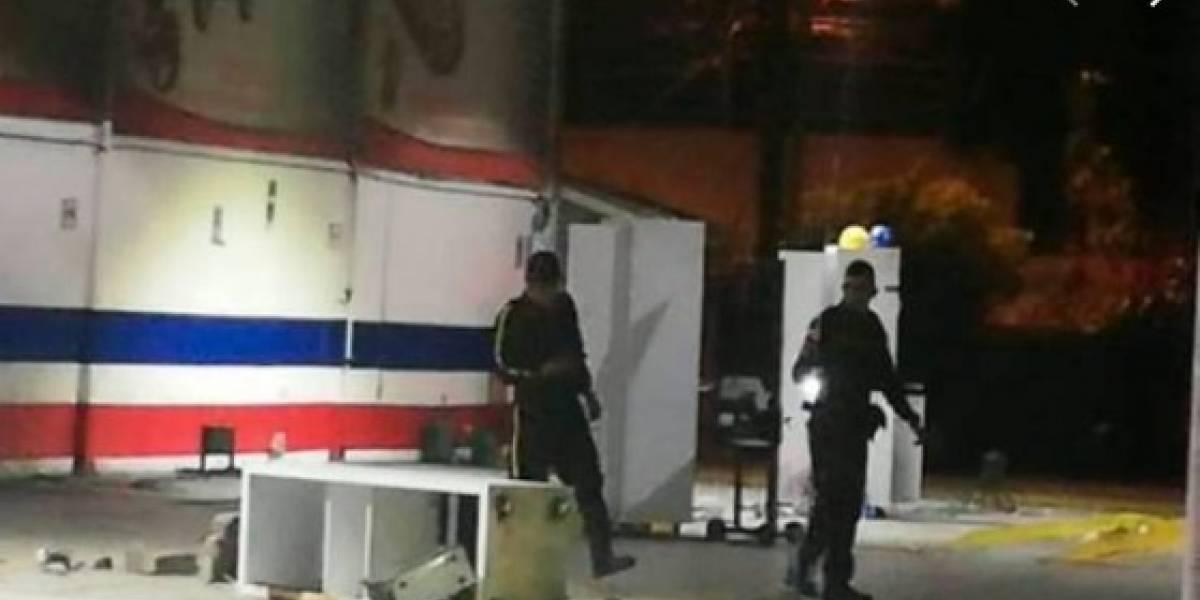 Por 100.000 pesos, menor de edad lanzó granada en Cali