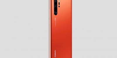 Así es el nuevo Huawei P30 Pro Amber Sunrise, un smartphone que mezcla moda y tecnología