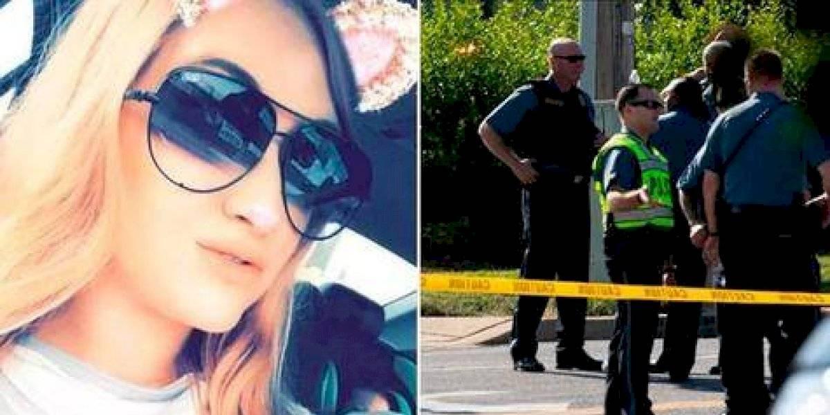 Madre heroína murió por salvar a su bebé del ataque