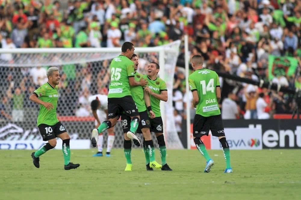 Buen triunfo del equipo fronterizo. / Mexsport