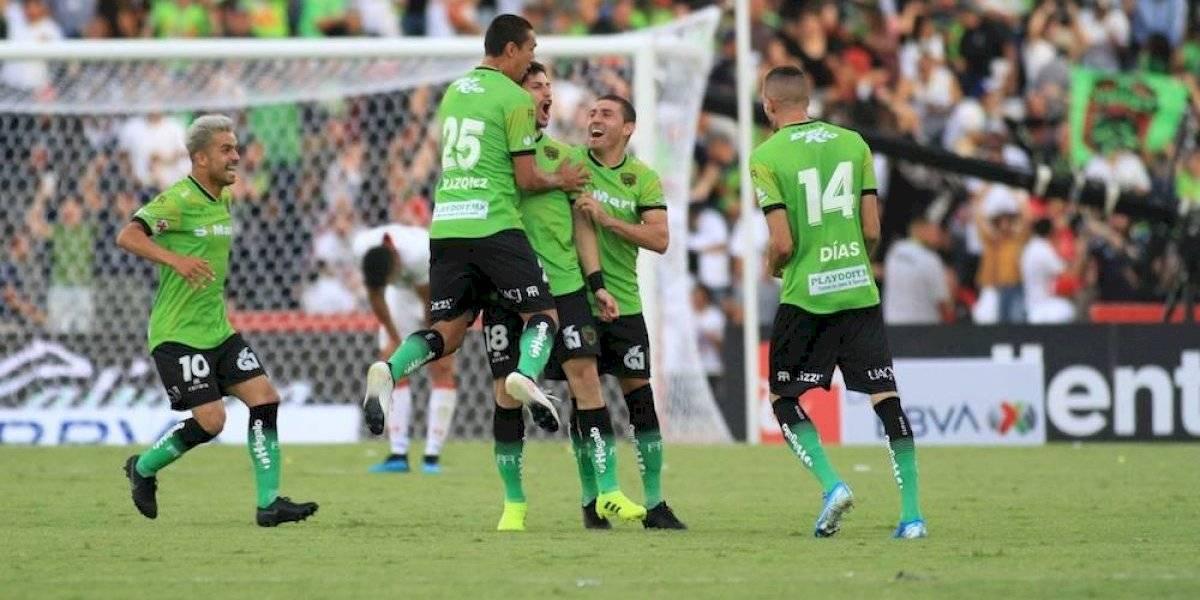 FC Juárez hace historia y gana su primer partido en Primera