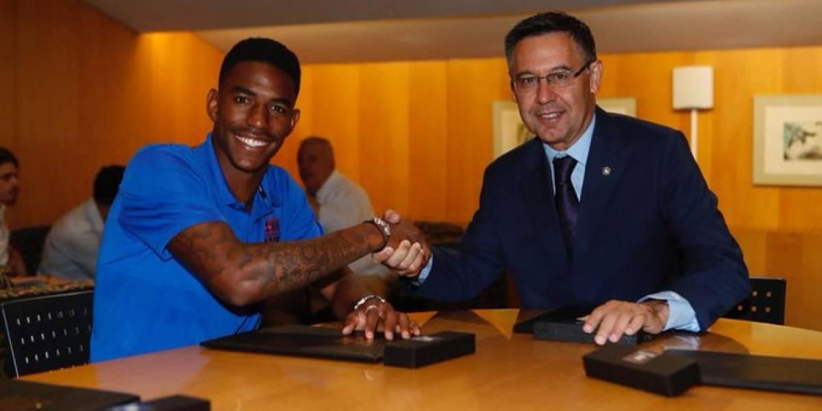 El Barcelona anuncia nuevo fichaje previo al Trofeo Joan Gamper
