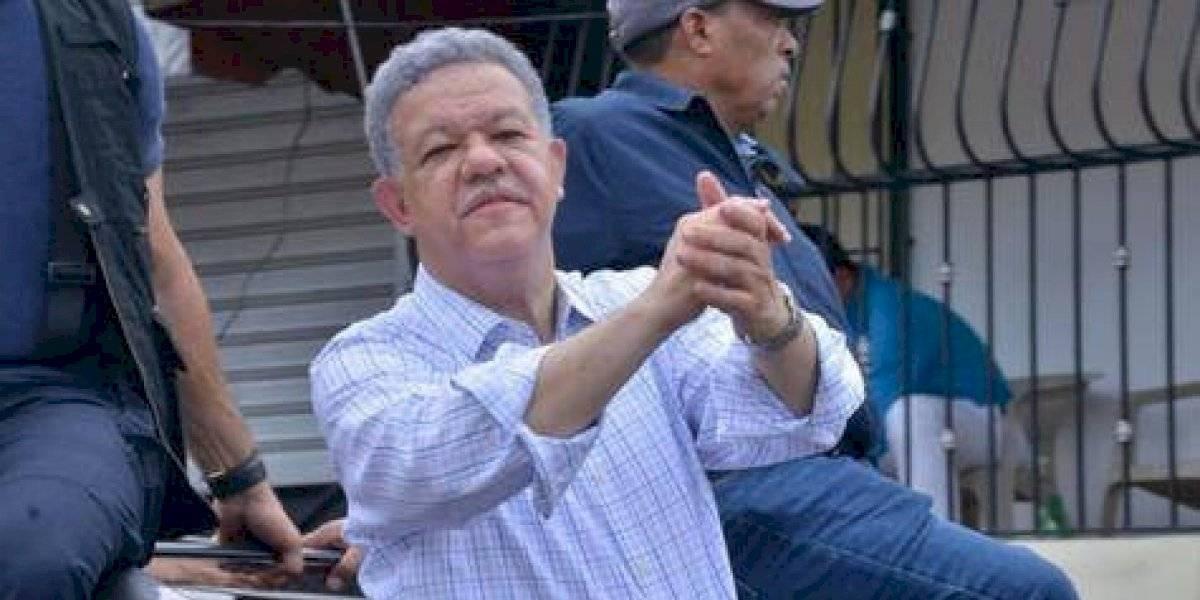 """Desde el PLD aseguran que no """"bloquearán"""" a Leonel"""