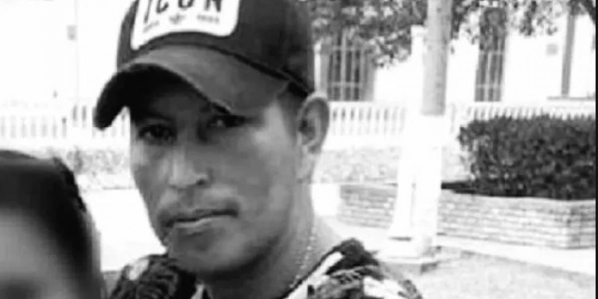 Asesinan a José Eduardo Tumbó, líder campesino en el Cauca