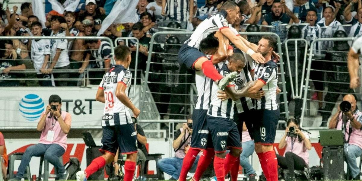 Monterrey consigue agónica victoria ante León