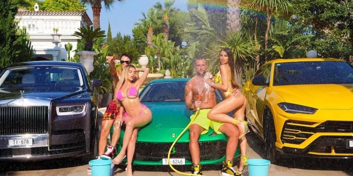 """Ferrari le exige a uno de sus clientes borrar las fotos con relación a su automóvil por considerarlas """"desagradables"""""""