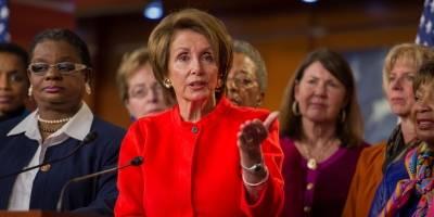 Nancy Pelosi, congresista