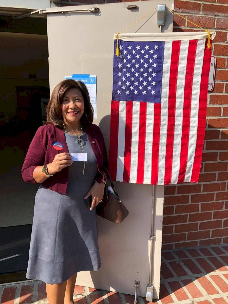 Norma Torres es congresista estadounidense de origen guatemalteco. Foto: Facebook