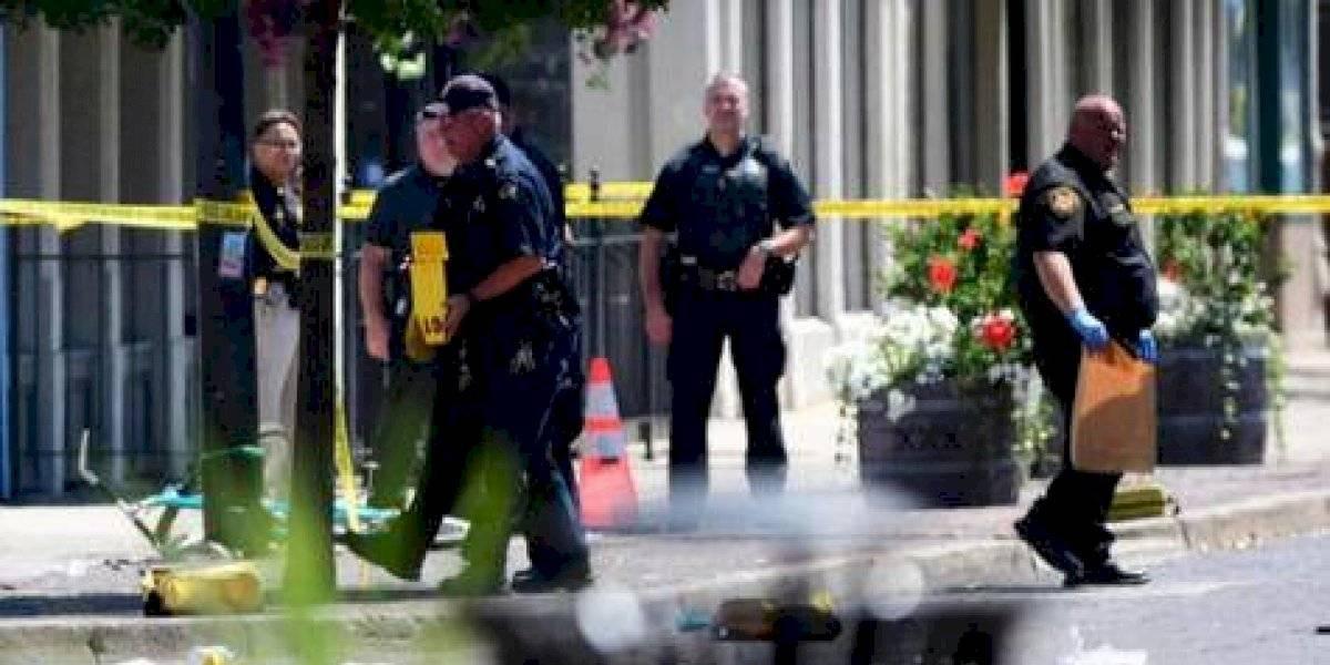 Dos tiradores dejaron 30 muertos en Dayton y El Paso