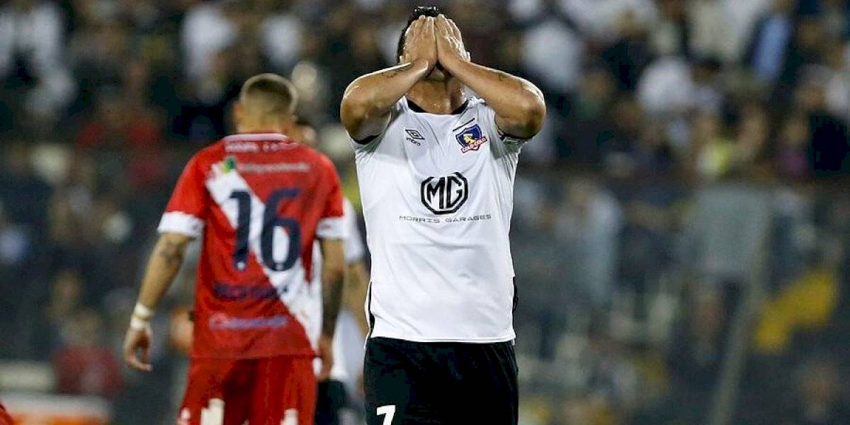 Curicó Unido le pegó un duro cachetazo a Colo Colo y lo dejó a nueve puntos de la UC