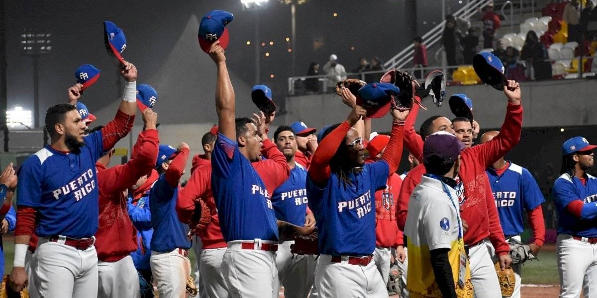Puerto Rico va por el oro en la final de béisbol en los Juegos Panamericanos