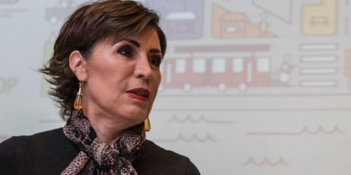 Hacienda congela cuentas de Rosario Robles y Emilio Zebadúa