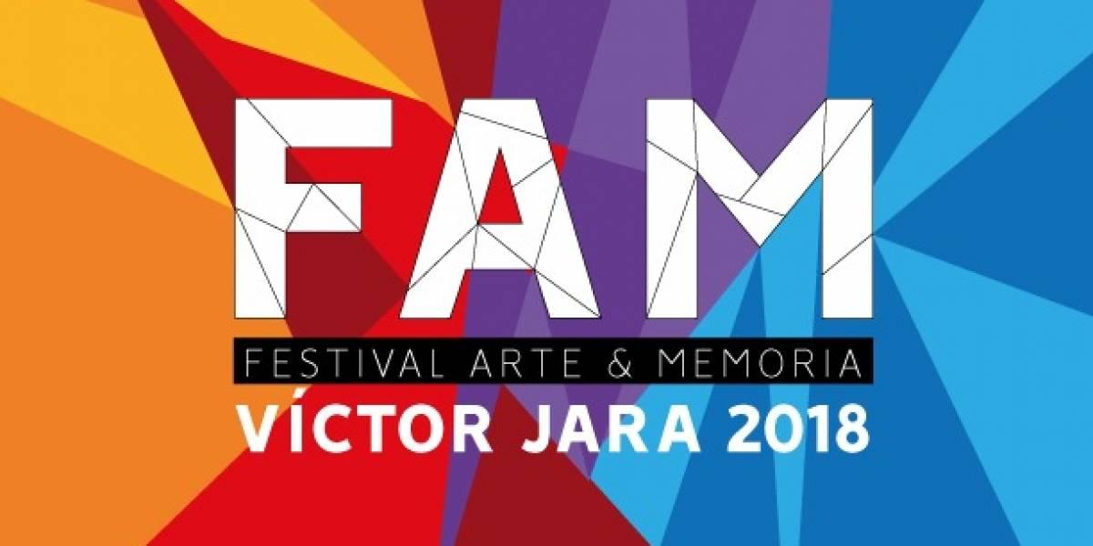 Festival FAM 2019: se suman Jorge Alis, Pascuala Illabaca y la obra Pateando Piedras