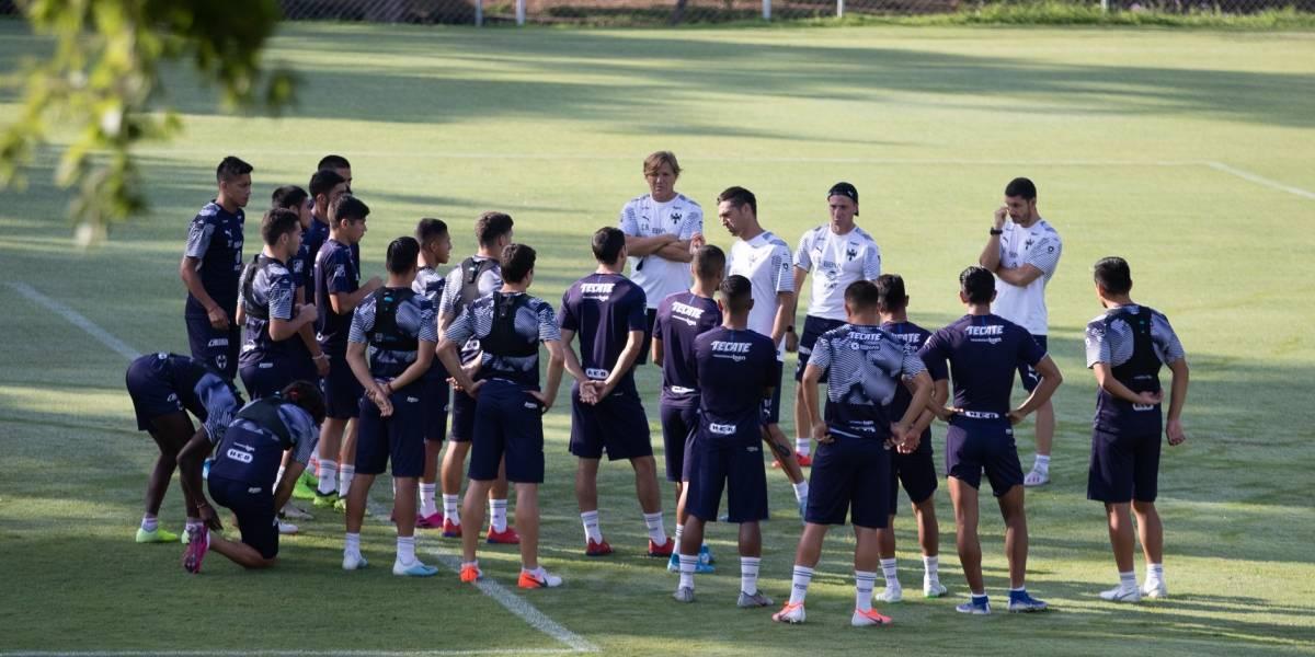 Tendrá Rayados semana de visitas en Copa y Liga