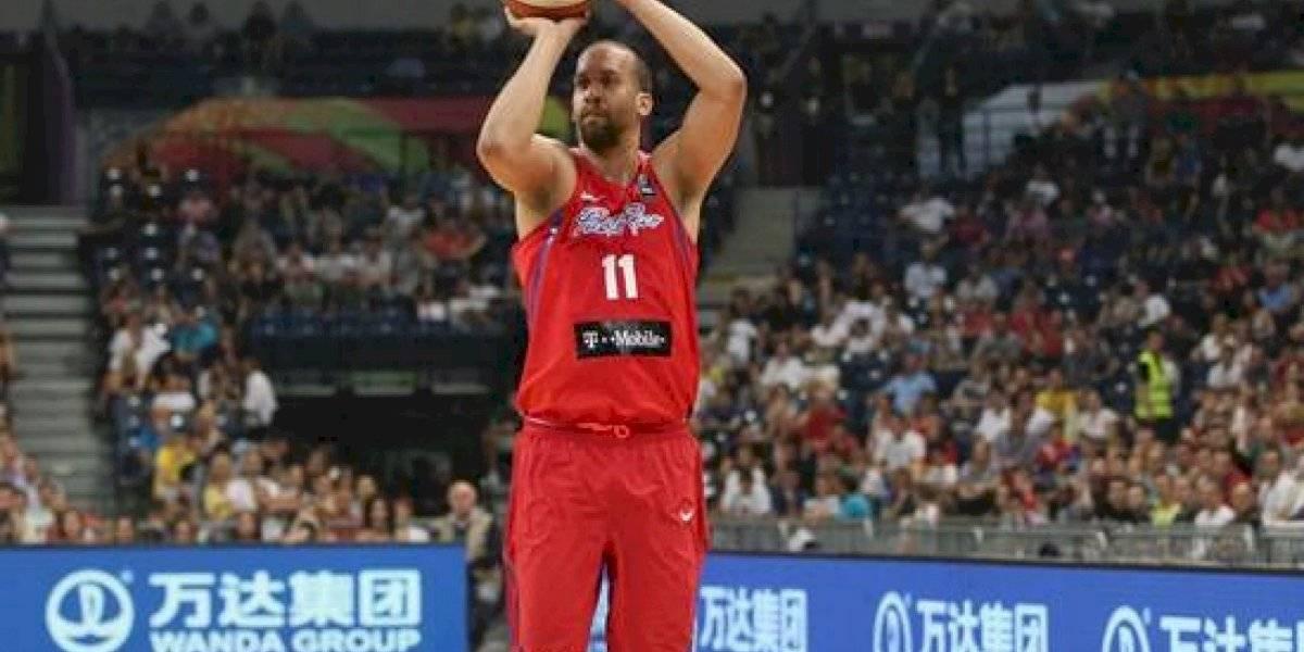 Ricky Sánchez se retira de la selección nacional de baloncesto