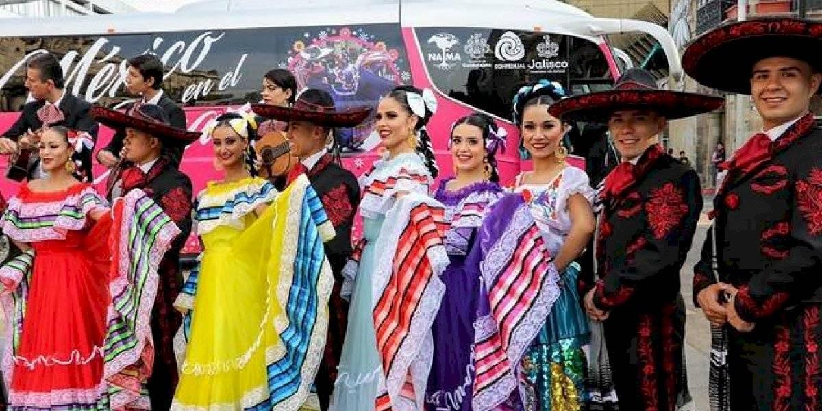 El Ballet Folclórico de Guadalajara hará gira en Estados Unidos y Canadá