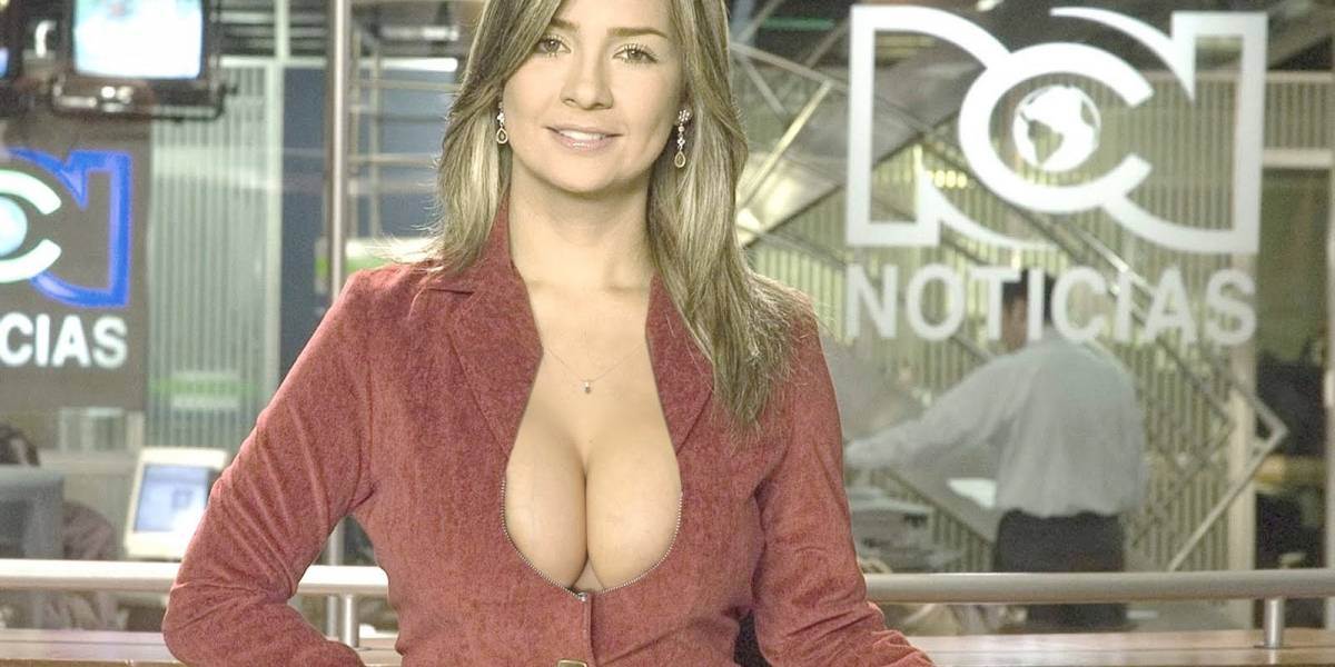 Foto falsa de la periodista colombiana Vicky Dávila deja al descubierto un gran error en Google Imágenes