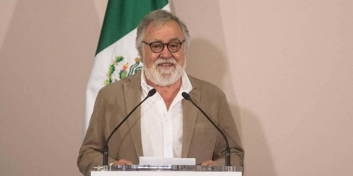 Advierte Encinas sobre 'corriente xenófoba' que se desarrolla en México
