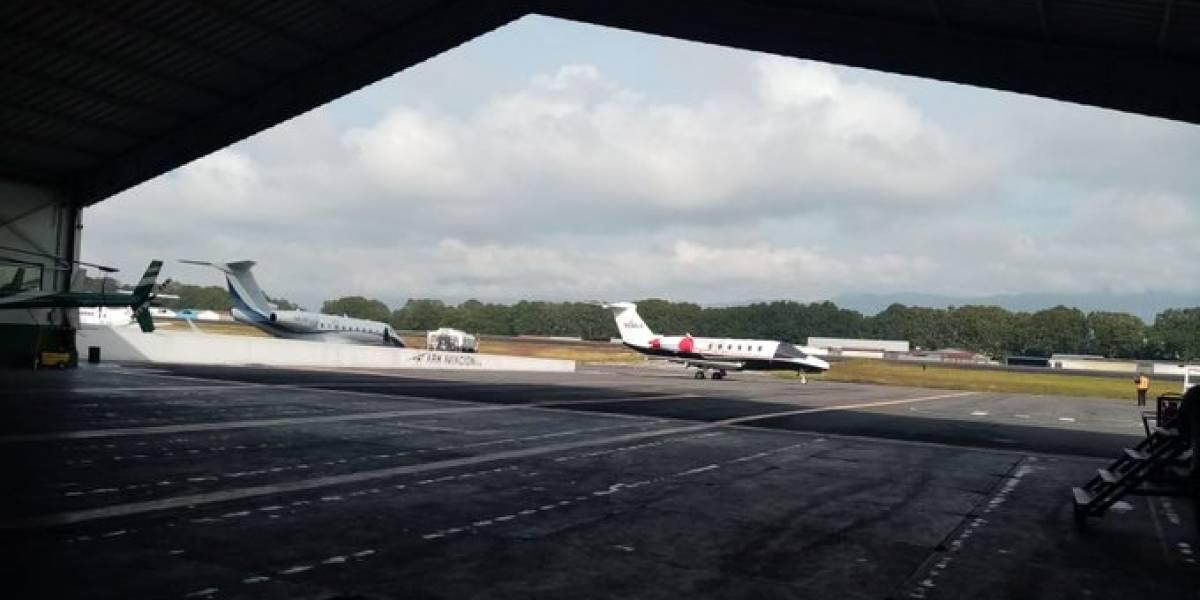 Ministerio Público allana oficinas de Aeronáutica Civil y hangares
