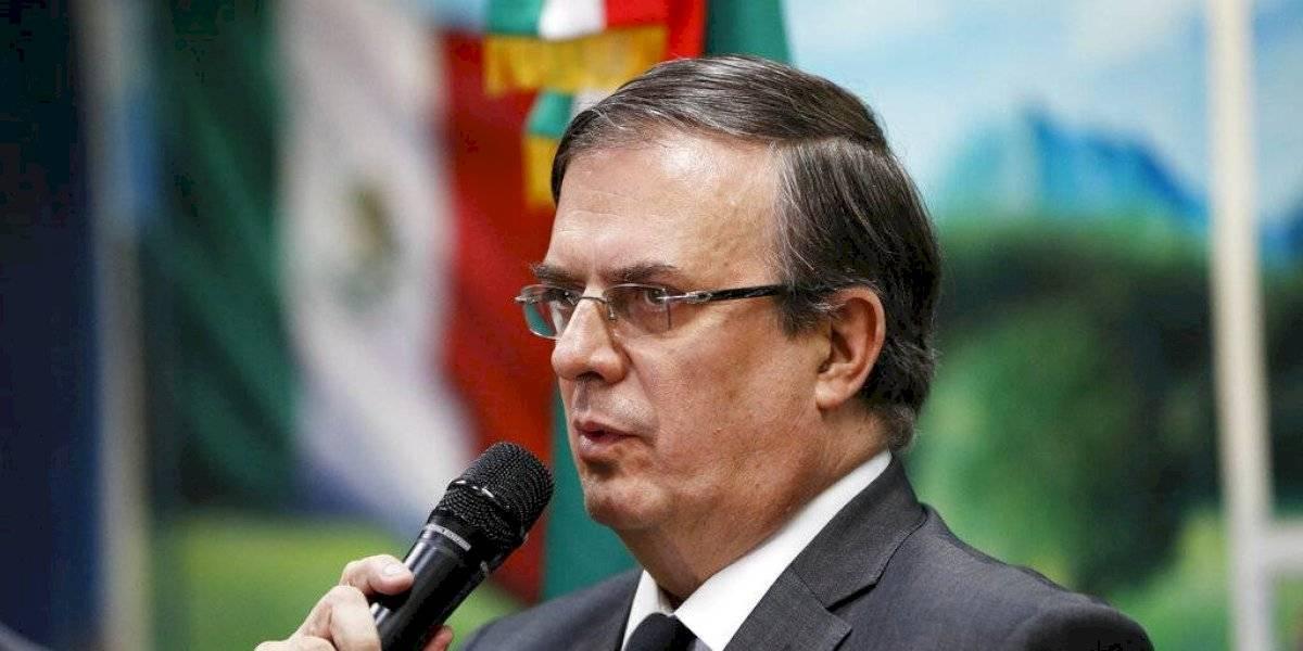 Marcelo Ebrard agradece muestras de solidaridad por fallecimiento de su padre