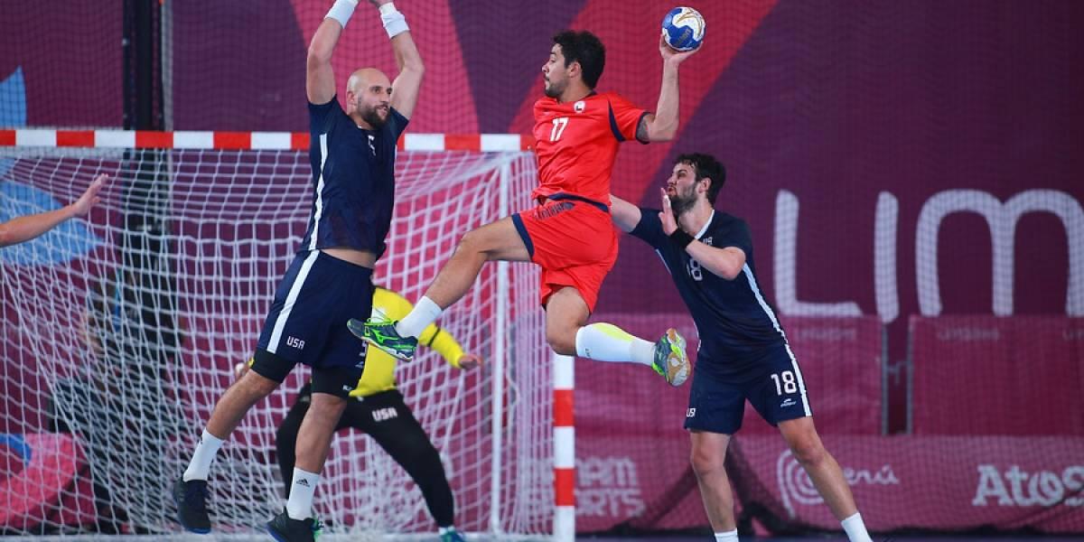 ¿Cuándo, a qué hora y quién transmite la final entre Chile y Argentina en el balonmano de los Panamericanos?