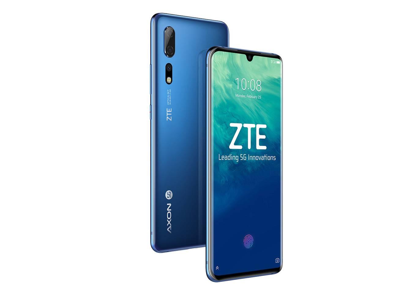 ZTE lanza de forma oficial el primer teléfono 5G en China
