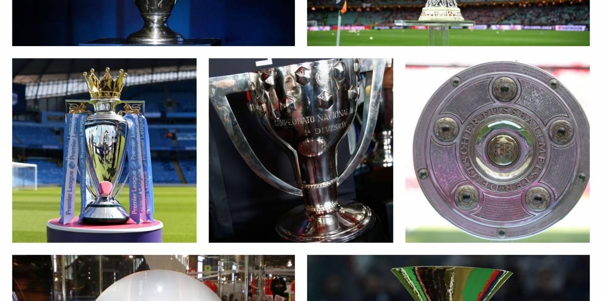 Imperdible para los fanáticos del fútbol: ¿Cuándo y a qué hora inician las ligas principales de Europa?