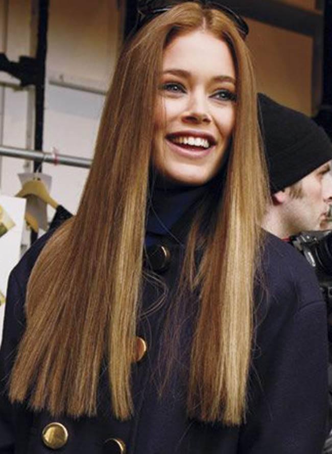 Imágenes de cortes de cabello largo