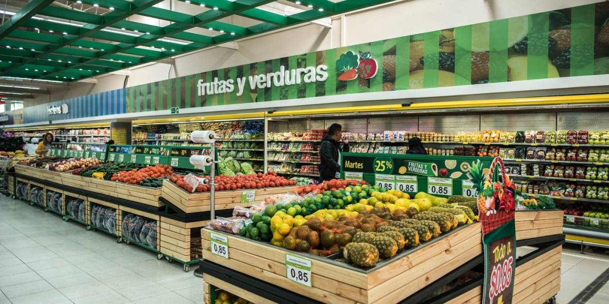 Supermercados Santa María renueva la sucursal Sangolquí