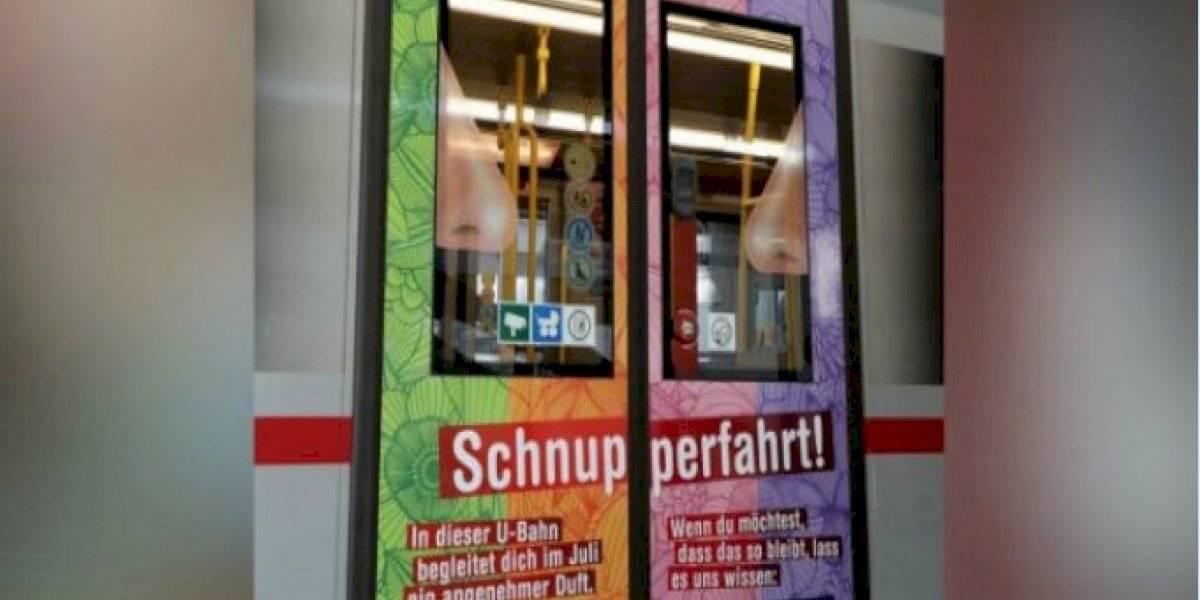 """Vieneses prefieren en el metro el fétido """"olor a pasajero en verano"""" antes que carros aromatizados"""
