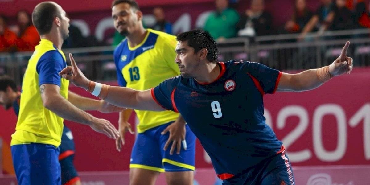 Minuto a minuto: El Team Chile puede sumar una histórica medalla de oro en el balonmano masculino